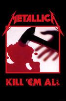 Metallica (Kill Em All) Textile Poster