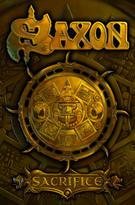 Saxon (Sacrifice) Textile Poster