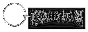 Cradle Of Filth (Logo) Key Ring Preview