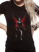 Anne Stokes (Arachnafaria) T-shirt Thumbnail 1