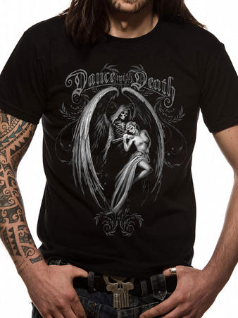 Anne Stokes (Dance With Death) T-shirt Preview