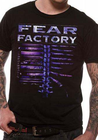 Fear Factory (Demanufacture) T-shirt Preview