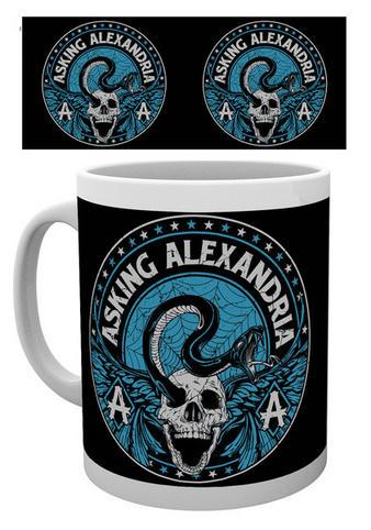 Asking Alexandria (Venom) Mug Preview