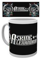 Asking Alexandria (Logo Skull) Mug