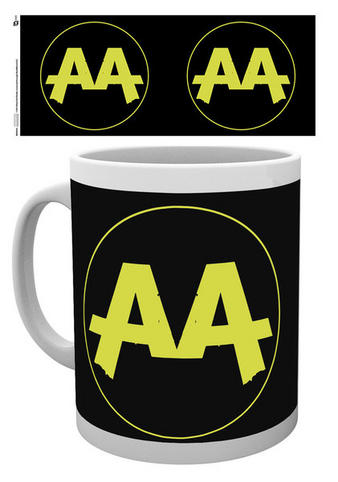 Asking Alexandria (AA) Mug Preview