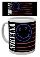 Nirvana (Flag) Mug