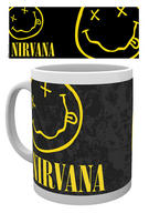 Nirvana (Smiley) Mug