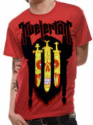 Kvelertak (3 Swords) T-shirt