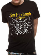Tim Timebomb (Cat) T-shirt
