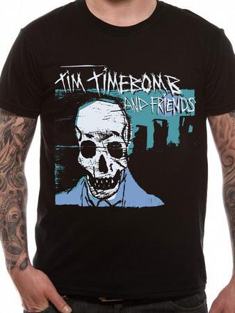 Tim Timebomb (Skullman) T-shirt Preview