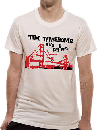 Tim Timebomb (Beatnik) T-shirt Preview