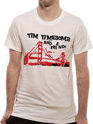 Tim Timebomb (Beatnik) T-shirt