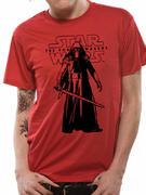 Star Wars VII (Kylo Ren Standing) T-shirt