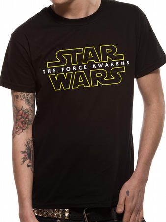 Star Wars VII (Logo) T-shirt Preview