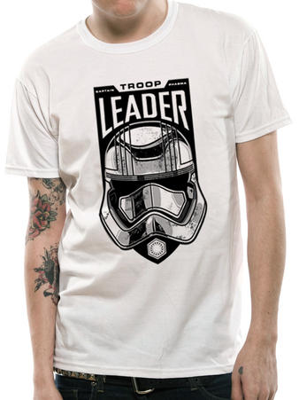 Star Wars VII (Troop Leader) T-shirt Preview
