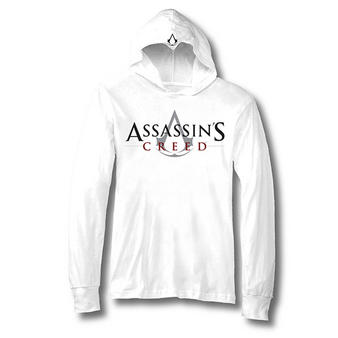 Assassin's Creed (Logo White) Hoodie Preview