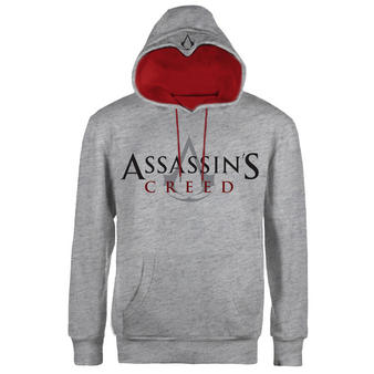 Assassin's Creed (Logo Grey) Hoodie Preview