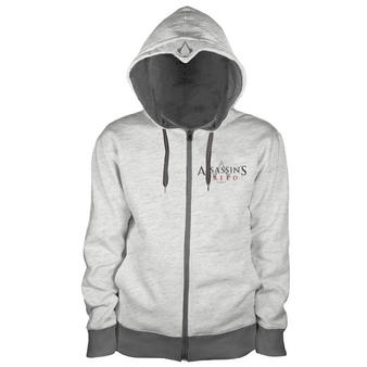 Assassin's Creed (Logo Grey Trim) Hoodie Preview