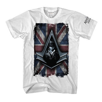 Assassin's Creed Syndicate (Flag White) T-shirt Preview