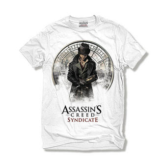 Assassin's Creed Syndicate (Jacob White) T-shirt Preview