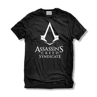 Assassin's Creed Syndicate (Logo Black) T-shirt Preview