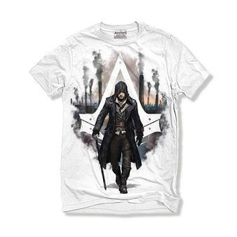 Assassin's Creed Syndicate (Warrior White) T-shirt Preview