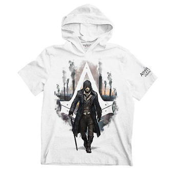 Assassin's Creed (Warrior White) Hoodie Preview