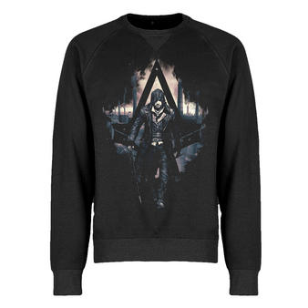 Assassin's Creed (Warrior Black) Sweatshirt Preview