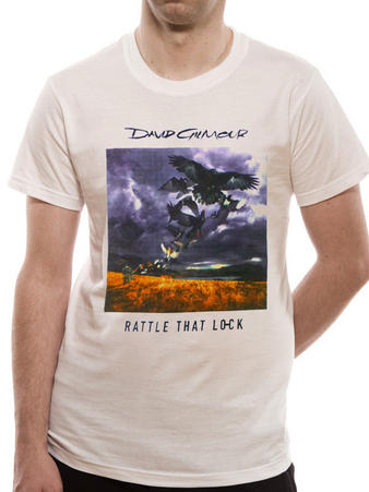 David Gilmour (Rattle That Lock) T-shirt Preview