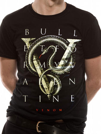Bullet For My Valentine (V Is For Venom) T-shirt Preview