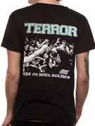 Terror (A Minute To Pray) T-shirt Thumbnail 2