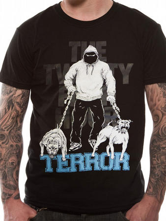 Terror (Dogs) T-shirt Preview