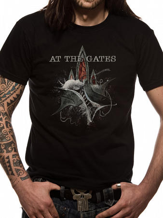 At The Gates (The Night Eternal) T-Shirt Preview