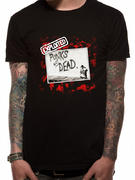 The Exploited (Punks No Dead) T-Shirt