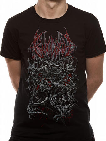 Bloodbath (Old School) T-shirt Preview