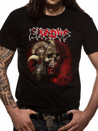 Exodus (Mictlantecutle) T-shirt Preview