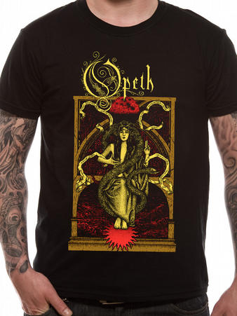 Opeth (Moon Above) T-shirt Preview
