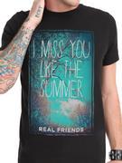 Real Friends (Summer) T-shirt