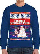 Adventure Time (Merry Christmas) Jumper