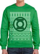 Green Lantern (Fair Isle) Jumper