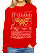 Wonder Woman (Fair Isle) Jumper