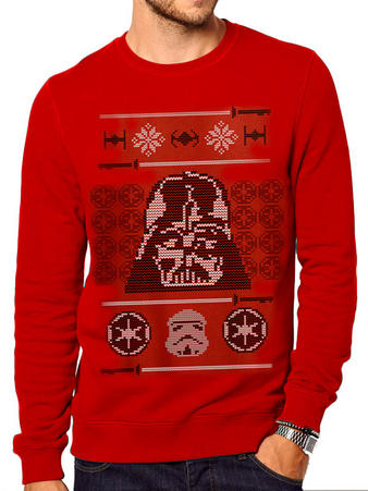Star Wars (Vader) Jumper Preview