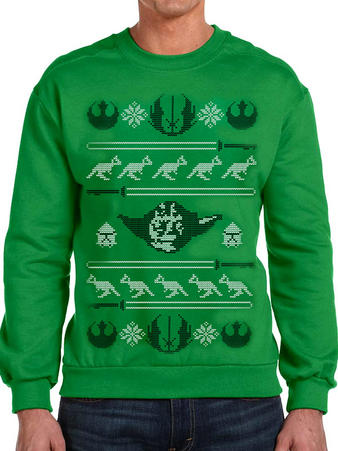 Star Wars (Yoda) Jumper Preview