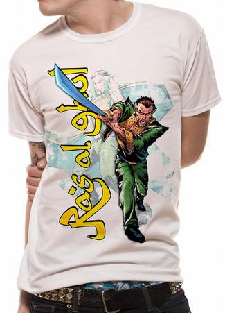 Ras Al Ghul (Sword) T-shirt Preview