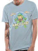 Teenage Mutant Ninja Turtles (Pizza) T-shirt