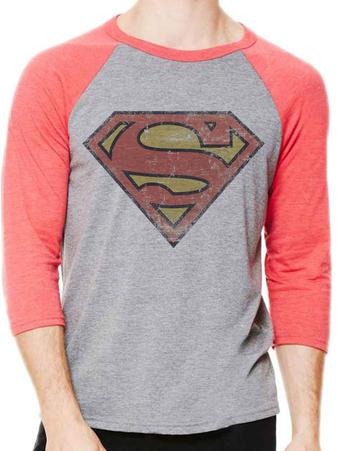 Superman (Logo) Baseball Preview