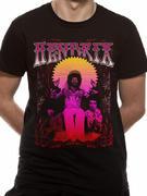 Jimi Hendrix (Ferris Wheel) T-shirt
