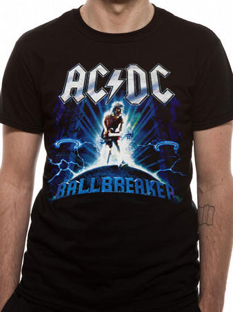 AC/DC (Ball Breaker Jumbo) T-shirt Preview