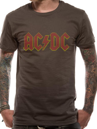 AC/DC (Classic Logo) T-shirt Preview