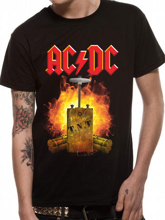 AC/DC (T.N.T) T-shirt Preview